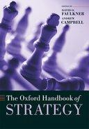The Oxford Handbook of Strategy【バーゲンブック】