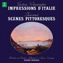 【予約】シャルパンティエ:組曲「イタリアの印象」、マスネ:「絵のような風景」