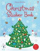 CHRISTMAS STICKER BOOK N/E