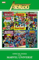 The Avengers Official Index to the Marvel Universe