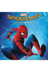Spider-Man:Homecoming2018WallCalendarCAL2018-SPIDER-MANWALL[ー]