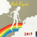 Rob Ryan 2019 Wall Calendar