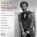 【輸入盤】This Is It: More From The Van Mccoy Songbook 62-77