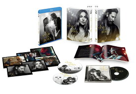 アリー/スター誕生 プレミアム・エディション(2枚組/国内盤サウンドトラックCD、ブックレット、特製ポストカードセット付)(数量限定生産)【Blu-ray】 [ レディー・ガガ ]