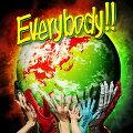 【予約】【先着特典】Everybody!! (オンライン限定ステッカー付き)