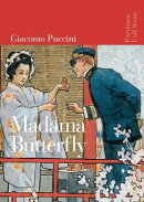 【輸入楽譜】プッチーニ, Giacomo: オペラ「蝶々夫人」全曲