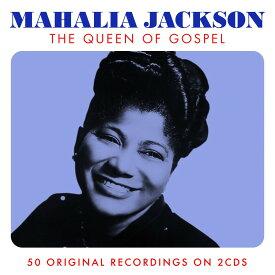 【輸入盤】ゴスペルの女王 [ Mahalia Jackson ]