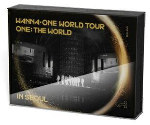【輸入盤】ワン:ザ・ワールド・イン・ソウル【Blu-ray】 [ WANNA ONE ]