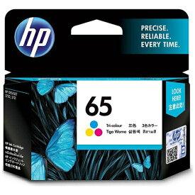HP 65 インクカートリッジ カラー