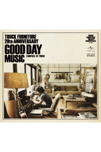 TRUCKFURNITURE20thAnniversaryGOODDAYMUSIC[(V.A.)]