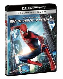 アメイジング・スパイダーマン2TM 4K Ultra HD & ブルーレイセット【4K ULTRA HD】 [ アンドリュー・ガーフィールド ]