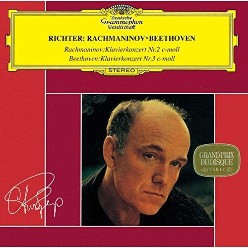 ラフマニノフ:ピアノ協奏曲第2番 ベートーヴェン:ピアノ協奏曲第3番 [ スヴャトスラフ・リヒテル ]
