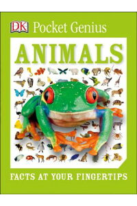 PocketGenius:Animals[DKPublishing]