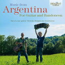 【輸入盤】Music From Argentina For Guitar & Bandoneon: E.leone(G) Bongianino(Bandoneon)