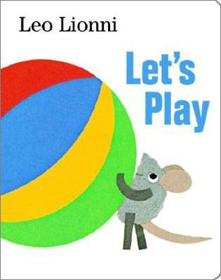 Let's Play LETS PLAY-BOARD [ Leo Lionni ]
