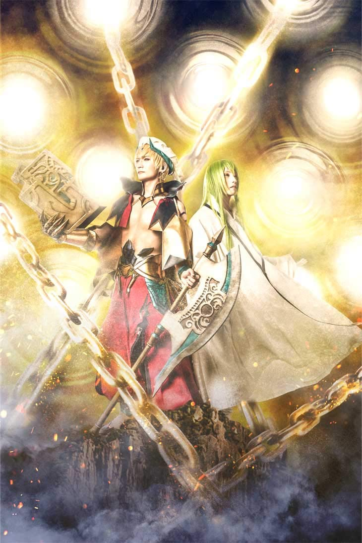 Fate/Grand Order THE STAGE -絶対魔獣戦線バビロニアー(完全生産限定版)【Blu-ray】 [ 丘山晴己 ]