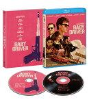 ベイビー・ドライバー(初回生産限定版)【Blu-ray】