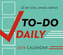 2019 To-Do Daily Boxed Daily Calendar: By Sellers Publishing