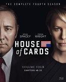 ハウス・オブ・カード 野望の階段 SEASON 4 Blu-ray Complete Package<デヴィッド・フィンチャー完全監修パッケー…