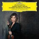 【輸入盤】ヴァイオリン協奏曲第1番、第2番 リサ・バティアシュヴィリ、ヤニク・ネゼ=セガン&ヨーロッパ室内管弦…