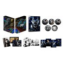 絶狼<ZERO>-DRAGON BLOOD-Blu-ray BOX【Blu-ray】