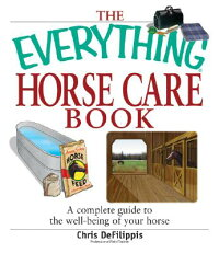 The_Everything_Horse_Care_Book