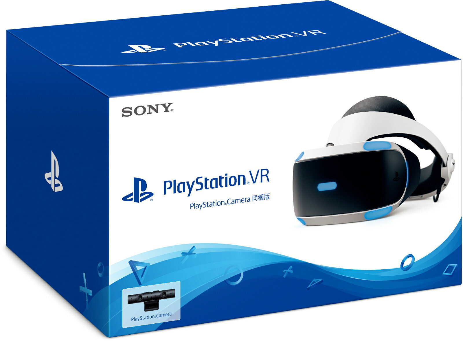 PlayStation VR PlayStation Camera 同梱版