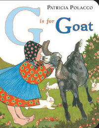 G_Is_for_Goat