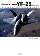 NORTHROP YF-23 photo book