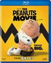 I LOVE スヌーピー THE PEANUTS MOVIE【Blu-ray】 [ ノア・シュナップ ]