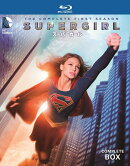 SUPERGIRL/スーパーガール<ファースト・シーズン>コンプリート・ボックス(3枚組)【Blu-ray】