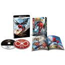 【予約】スパイダーマン:ホームカミング 4K ULTRA HD & ブルーレイセット(初回生産限定)【4K ULTRA HD】