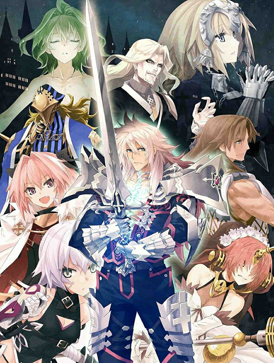 Fate/Apocrypha Blu-ray Disc BoxI(完全生産限定版)【Blu-ray】 [ 花江夏樹 ]