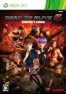 DEAD OR ALIVE 5 コレクターズエディション Xbox360版