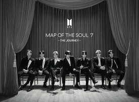 MAP OF THE SOUL : 7 〜 THE JOURNEY 〜 (初回限定盤A CD+Blu-ray) [ BTS(防弾少年団) ]