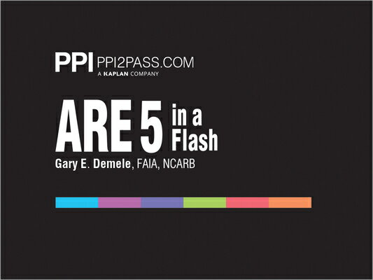 Are 5 in a Flash: Rapid Review of Key Topics ARE 5 IN A FLASH RAPID REVIEW [ Gary E. Demele ]