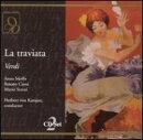 【輸入盤】La Traviata: Karajan, Motto