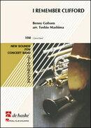 【輸入楽譜】アイ・リメンバー・クリフォード 〜トランペットとバンドのための/真島俊夫編曲: スコアとパート譜セット