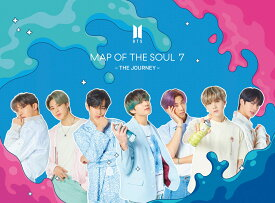 MAP OF THE SOUL : 7 〜 THE JOURNEY 〜 (初回限定盤B CD+DVD) [ BTS(防弾少年団) ]