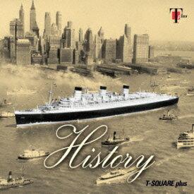 HISTORY(CD+DVD) [ T-SQUARE plus ]