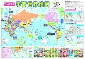 学習世界地図 小学高学年 (キッズレッスン)