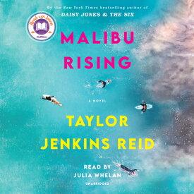 Malibu Rising MALIBU RISING 8D [ Taylor Jenkins Reid ]