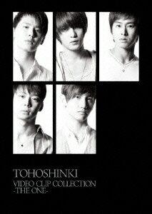 TOHOSHINKI VIDEO CLIP COLLECTION -THE ONE- [ 東方神起 ]