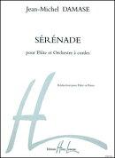 【輸入楽譜】ダマーズ, Jean-Michel: セレナード Op.36