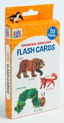 World of Eric Carle (Tm) Spanish-English Flash Cards: (bilingual Flash Cards for Kids, Learning to S