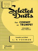 Selected Duets for Cornet or Trumpet, Volume I (Easy to Medium)