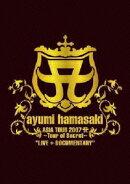 ayumi hamasaki ASIA TOUR 2007 A 〜Tour of Secret〜 LIVE + DOCUMENTARY