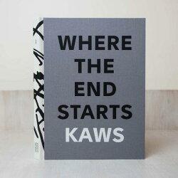 KAWS:WHERE THE END STARTS(H)