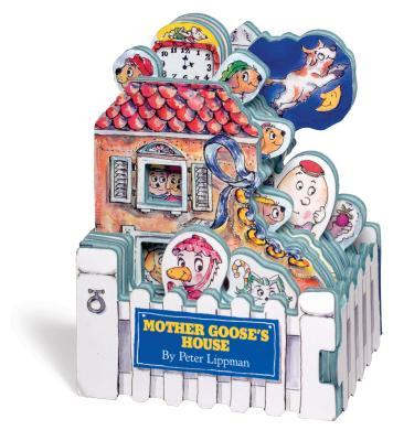Mini House: Mother Goose's House MINI HOUSE MINI HOUSE MOTHER G (Mini House Book) [ Peter J. Lippman ]