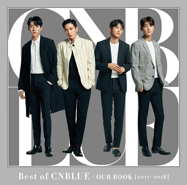 Best of CNBLUE / OUR BOOK [2011 - 2018] (初回限定盤 CD+DVD) [ CNBLUE ]